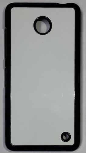 Microsoft Lumia 630 Back Cover black with Self Photo;