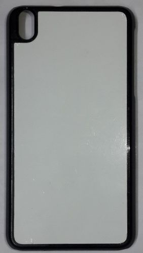 HTC Desire 816 Back Cover black With Self Photo;