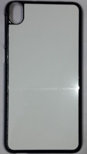 HTC Desire 820 Back Cover black With Self Photo;