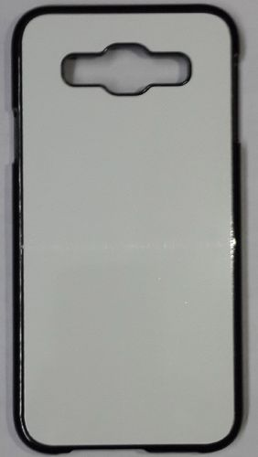 Samsung Galaxy E5 Back Cover black With Self Photo;