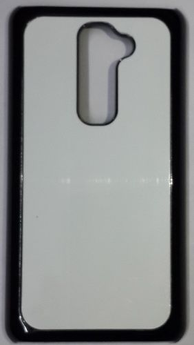 LG G2 Mobile Back Cover black With Self Photo;