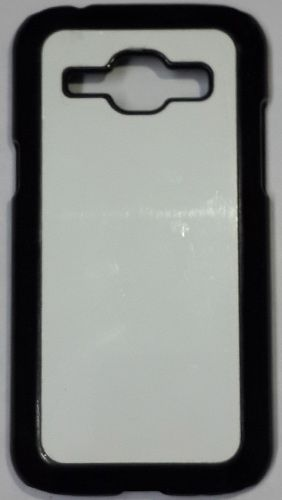 Samsung Galaxy J1 Back Cover black With Self Photo