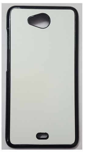 Micromax Canvas Play 4g Self Printed Back Cover Black Color;
