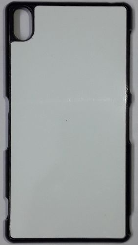Sony Xperia Z3 Back Cover black With Self Photo;