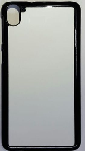 HTC Desire 826 Back Cover black with Self Photo;