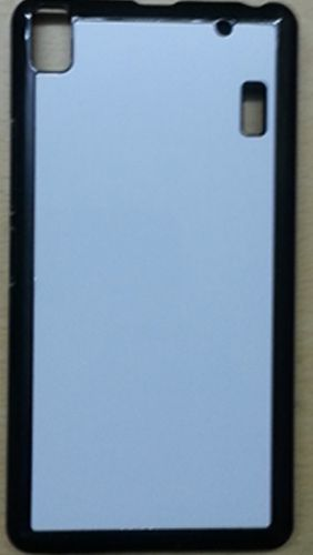 Lenovo K3 Note Back Cover Self Printed Black Color;