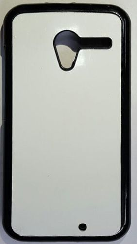 Motorola Moto X Personalized Back Cover Black;