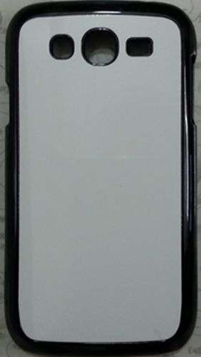 Samsung Grand Neo Back Cover black with Self Photo;