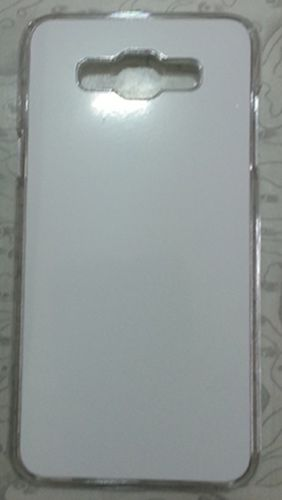 Samsung Galaxy J7 Mobile Back Cover Transparent With Self Photo;