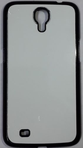Samsung Mega 6.3 Back Cover black with Self Photo
