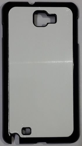Samsung Galaxy Note 1 Black Back Cover With Self Photo;