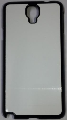 Samsung Galaxy Note 3 Black Back Cover With Self Photo;