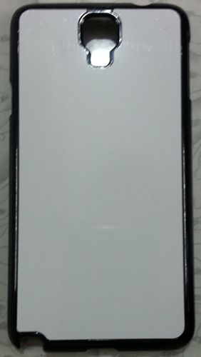 Samsung Galaxy Note 3 Neo Back Cover with Self Photo black;