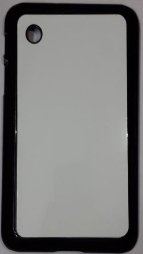 Samsung Galaxy Tab 2 P3100 Back Cover black With Self Photo;