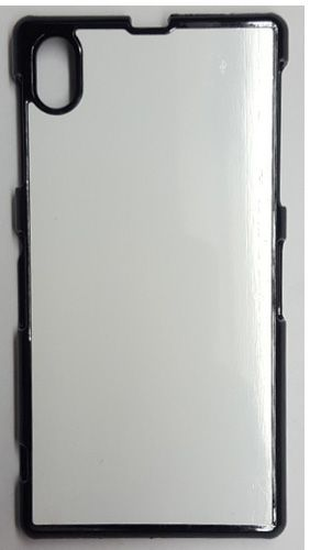 Sony Xperia Z1 Back Cover With Self Photo Color Black