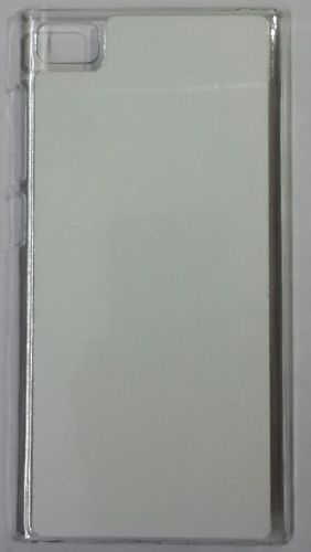 xiaomi redmi mi3 Back Cover transparent with Self Photo;