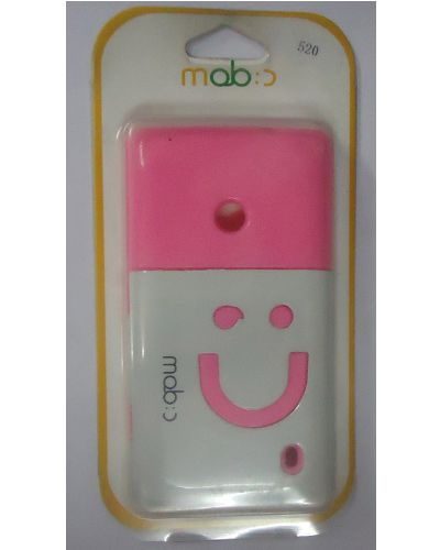 SMILEY HARD BACK COVER FOR NOKIA LUMIA 520