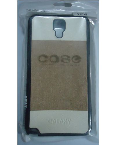 Samsung Galaxy Note 3 n7505 Brown And White Mixed Stylish Back Covers