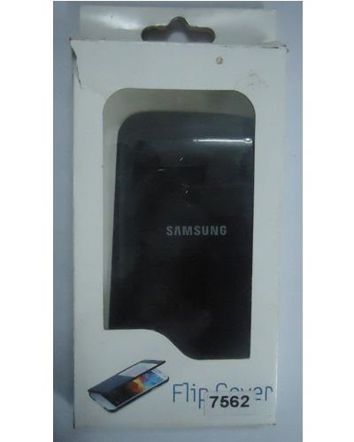 Samsung Galaxy S Duos 2 S7562 Black Flip Covers