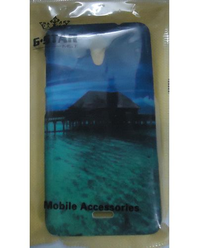 Micromax A106 Unite 2 Beautiful Scenery printed Back cover