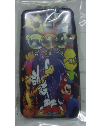 Samsung Galaxy A3 Cartoons Printed Soft Back Cover