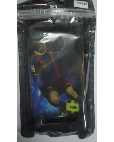 Micromax YU Yuphoria AQ5010 Football Player Print Hard Back Cover Case