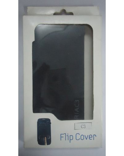 Sony Xperia C3 Flip Cover black