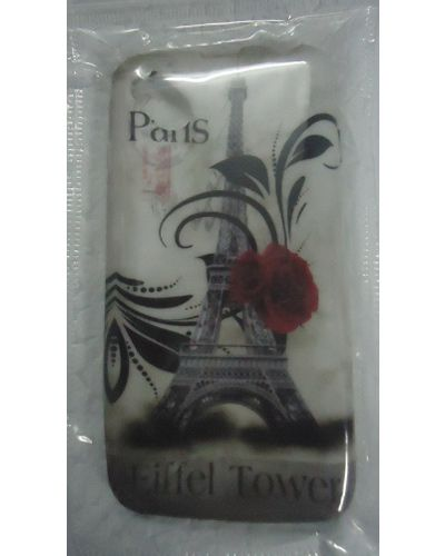 Micromax Bolt D303 Eiffel Tower Print Back Cover