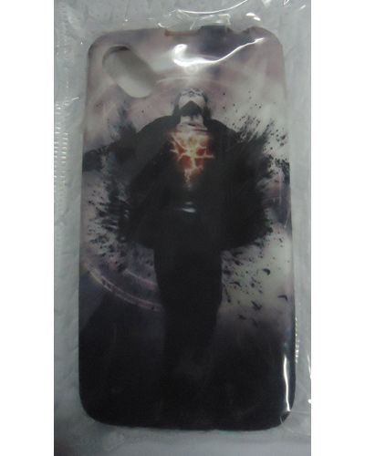 Micromax Bolt D303 Devil Boy Print Back Cover