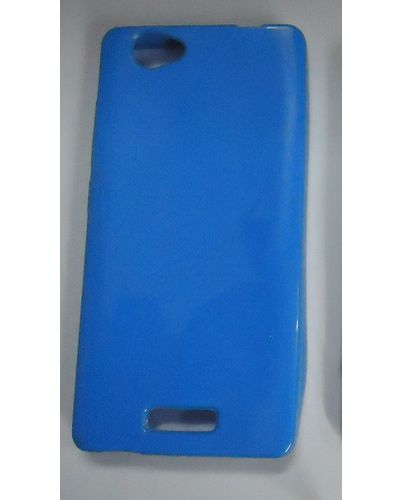 Gionee M2 Back Cover Blue