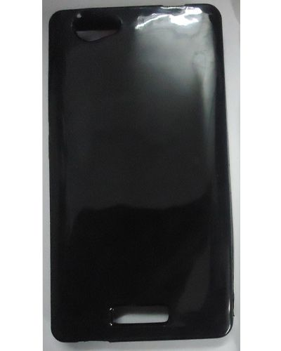 Gionee M2 Back Cover Black