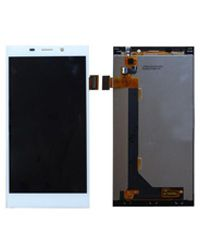 Gionee Elife E7 LCD Display With Touch Screen Digitizer Glass White
