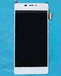 Gionee Elife S7 LCD Display With Touch Screen Digitizer White