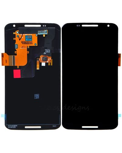 Google Nexus 6 LCD Display with Touch Screen Glass