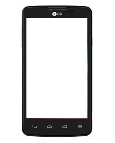 LG L60 Touch Screen Black color