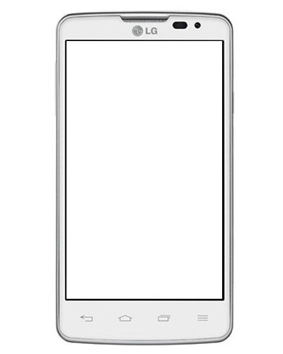 LG X135 Touch Screen White Color