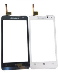 Lenovo P770 Touch Screen Digitizer Glass Black And White