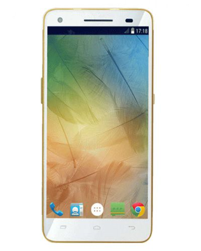 Micromax A315 LCD Display With Touch Screen white