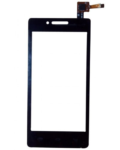 Touch Screen for Micromax A74 Black