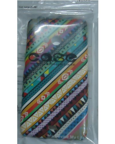 Nokia Lumia N535 Colorful Stripes Back Cover