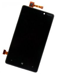 Nokia Lumia 820 Lcd Display with Touch Screen