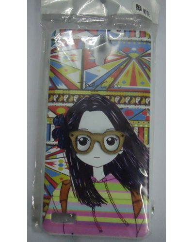 Xiaomi Redmi Note Designer 3D Girl Hard Back Case Cover