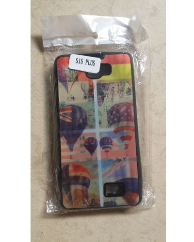 Karbonn Titanium S15 Plus Countries Flag Air Balloon Printed Back Cover Case