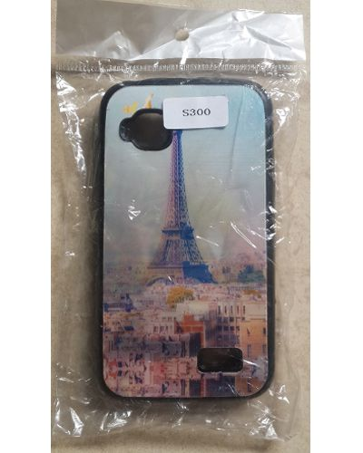 Micromax Bolt S300 Eiffel Tower Printed Back Cover Case