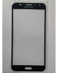 Replacement Front Glass digitizer for Samsung Galaxy J7 Black