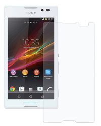 Sony Xperia C Tempered Glass