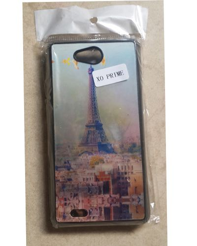 XOLO Prime Eiffel Tower Printed Back Case Cover