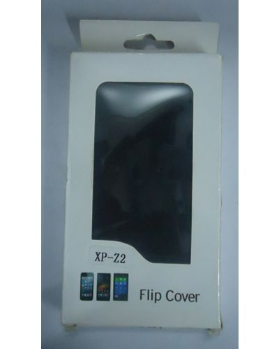 Sony Xperia Z2 Stylish Flip Cover Black
