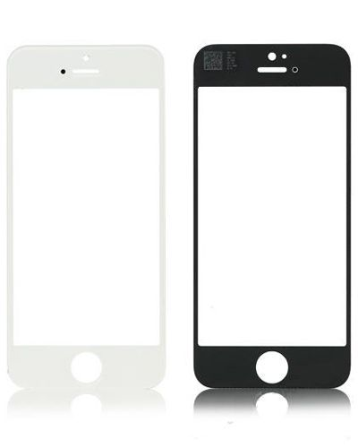 Apple iPhone 5 Front Glass White