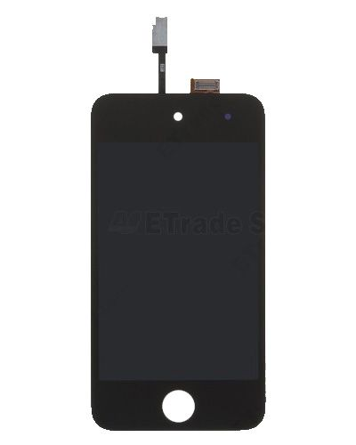 Apple iPod 4th Generation LCD Screen with Touch Screen Black color